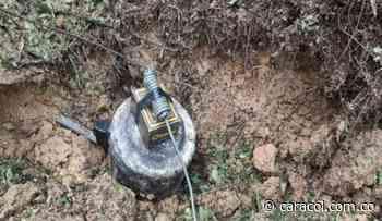 Mujer Indígena resultó herida por mina antipersonal en Frontino, Antioquia - Caracol Radio
