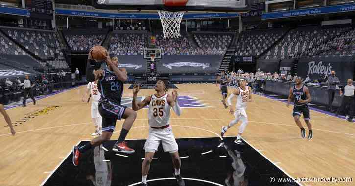 Barnes hits buzzer-beater to give Kings win over Cavs