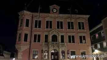 Earth Hour am Samstag: Kaufbeuren und Marktoberdorf beteiligen sich an Aktion des WWF - kreisbote.de