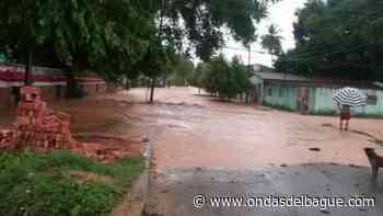 Fuertes lluvias dejaron inundaciones y emergencias en Carmen de Apicalá - Emisora Ondas de Ibagué, 1470 AM