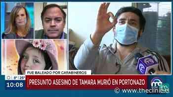 """VIDEO. Padre de Támara encaró en vivo al diputado Matías Walker: """"Usted es el tipo de políticos que da vergüenza en este país"""" - The Clinic"""