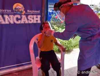 Áncash: brindan atención de salud en campaña desarrollada en Casma y Huarmey - Agencia Andina