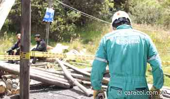 No lograron rescatar a obrero atrapado en mina de carbón en Socotá, Boyacá - Caracol Radio