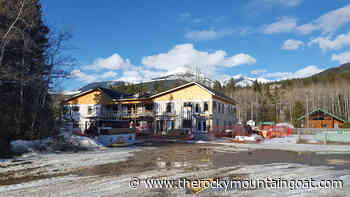 New Valemount apartment could be ready by summer - The Rocky Mountain Goat
