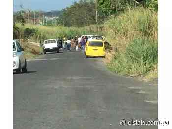 Asesinan a taxista Nuevo Arraiján - El Siglo Panamá