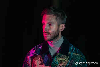 Calvin Harris is dropping an NFT collection - DJ Mag