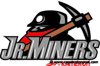 Kameron Jr. Miners to play Antigonish AA Munro Bulldogs in Sid Rowe Division final - Cape Breton Post