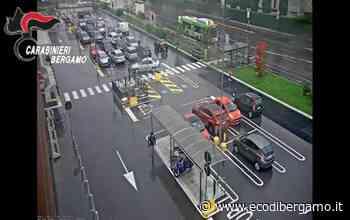 Donna rapinata a Seriate con spray urticante, due arresti - L'Eco di Bergamo