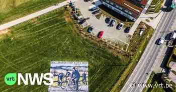 """Boeren voeren actie in Kluisbergen voor hun bestaan: """"Alle landbouwgrond is voor nieuwe bossen"""" - VRT NWS"""