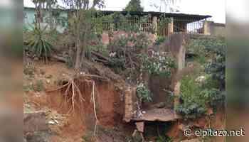 Guárico | Familias temen quedar damnificadas por riesgo de derrumbe en Zaraza - El Pitazo