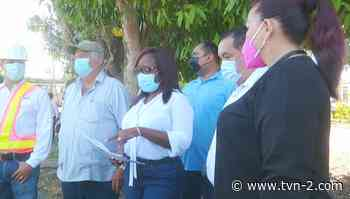 Comisión de Infraestructura visita obras de construcción en Santiago de Veraguas - TVN Noticias