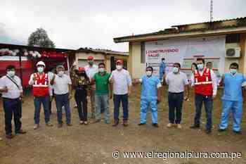 Huancabamba: reconstrucción de centro de salud de Limón de Porcuya culminará en diciembre - El Regional