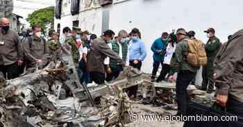 """""""Estos actos cobardes son imperdonables"""": Duque sobre atentado en Corinto - El Colombiano"""