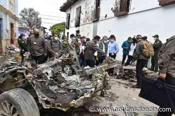 200 millones de pesos por información sobre terroristas de Corinto, Cauca - Noticias Día a Día