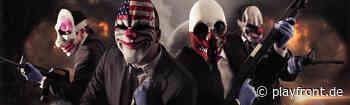 PayDay 2: Crimewave Edition - The Golden Grin Casino Heist offiziell angekündigt - Playfront