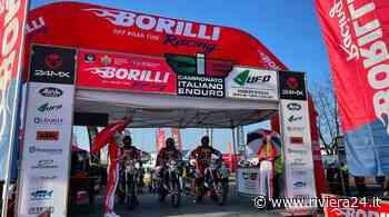 Assoluti d'Italia Enduro, buoni risultati per il Motoclub Sanremo a Passirano - Riviera24