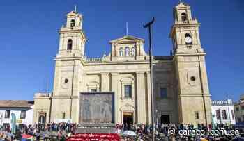 Estas serán las medidas para Chiquinquirá durante la Semana Santa - Caracol Radio