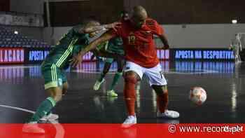 Benfica ultrapassa Leões de Porto Salvo e confirma presença nas 'meias' da Taça da Liga - Record