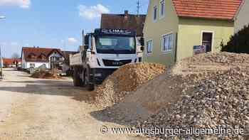 Hürnheim: Gemeinderat plant mit 1,5 Millionen Euro für Ortsstraßen - Augsburger Allgemeine