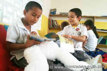 Programa de pilotaje de bilingüismo fue expuesto en la institución educativa Policarpa School de Quimbaya - La Cronica del Quindio