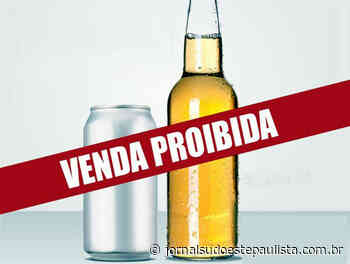 Venda de bebidas alcoólicas está proibida em Taquarituba - Jornal Sudoeste Paulista