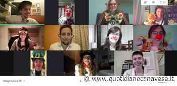 CIRIE' - «Bimbo chiama... clown risponde!»: il progetto dei «Wolontari dell'ospedale di Ciriè» per i bimbi ricoverati è più forte del covid - VIDEO - QC QuotidianoCanavese