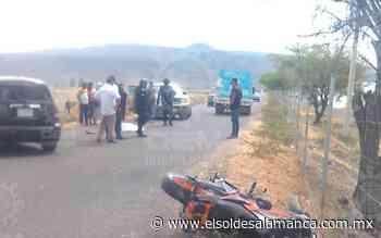 Hallan sin vida en Abasolo a jovencito motociclista - El Sol de Salamanca