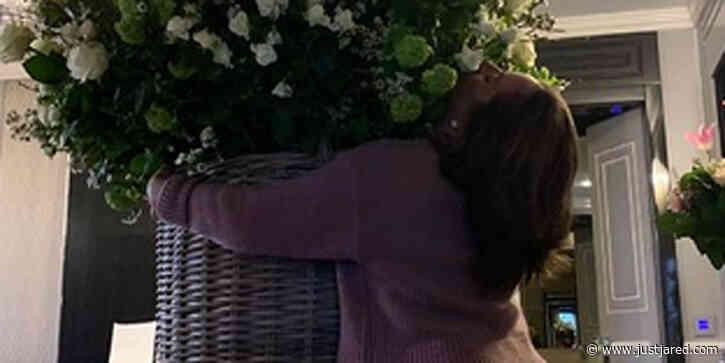 Lady Gaga's Boyfriend Michael Polansky Sends Her Flowers for Her Birthday!
