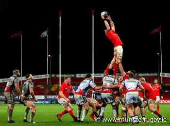 Highlights, Gallery & Reaction | Munster v Scarlets - Munster Rugby - Munster Rugby