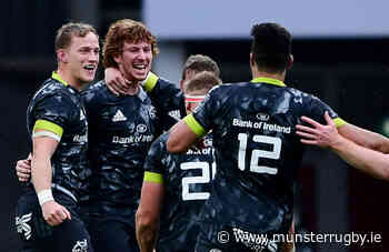 All You Need To Know | Munster v Scarlets - Munster Rugby - Munster Rugby