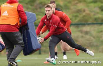 Gallery | Munster Prepare For Scarlets - Munster Rugby - Munster Rugby