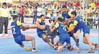 Junior Kabaddi Nationals: Goa girls beat Karnataka Hyderabad - Telangana Today