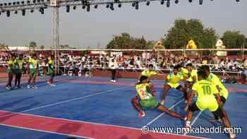47th Junior National Kabaddi Championship, Day 2 : Another enthralling day of kabaddi action - Pro Kabaddi