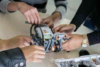 Diretoria de Ensino de Adamantina promove workshop de robótica para os professores - Secretaria da Educação do Estado de São Paulo