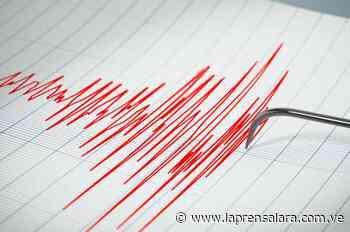 Funvisis registró sismo al sureste de El Tocuyo - La Prensa de Lara
