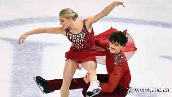 Canadian ice dancers Piper Gilles, Paul Poirier earn 1st world medal with bronze