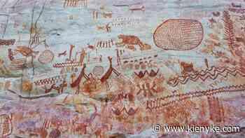 Increíbles pinturas rupestres ocultas en San José del Guaviare - KienyKe