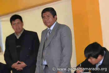 Alcalde de Desaguadero dedica casi todo el presupuesto al nuevo palacio municipal - Pachamama radio 850 AM