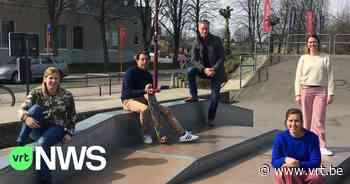 """Nieuw skatepark in Boechout: """"Huidige park voldoet niet meer aan de noden van de skaters"""" - VRT NWS"""