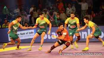 Top 5 most thrilling matches from Season 3 of - Pro Kabaddi