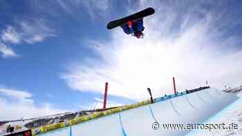 "Halfpipe Hype - Folge 7: Australiens Snowboard-Star Scotty James ""lässt die Angst hinter sich"" - Eurosport DE"