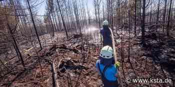 Engelskirchen: Gemeinde lässt Löschwasserteiche zum Schutz vor Waldbränden prüfen - Kölner Stadt-Anzeiger