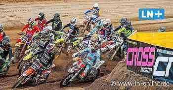 Sorgen um Motocross-Serien – kein Saisonstart in Tensfeld - Lübecker Nachrichten