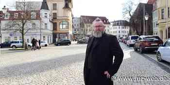 André Ulrich aus Hettstedt ist Kandidat für die Landratswahl in Mansfeld-Südharz - Mitteldeutsche Zeitung