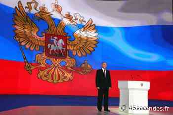 Poutine répond à Biden avec un menton droit - 45 Secondes