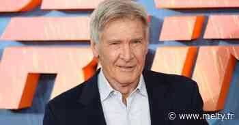 Harrison Ford : Découvrez d'où lui vient sa cicatrice au menton - melty