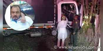 Conductor fue asesinado en la vía Guamo - Ortega - El Nuevo Dia (Colombia)
