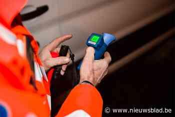 Vier bestuurders raken rijbewijs twee weken kwijt na positieve drugstest