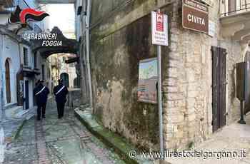 Vico del Gargano: dopo una notte di ricerche ritrovato 84enne scomparso - Il Resto del Gargano
