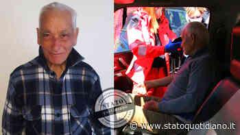 Vico del Gargano, ritrovato 84enne scomparso, è vivo e sta bene V - StatoQuotidiano.it